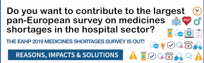 EAHP shortage survey 2019