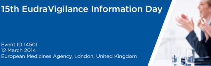 eudravigilance information day